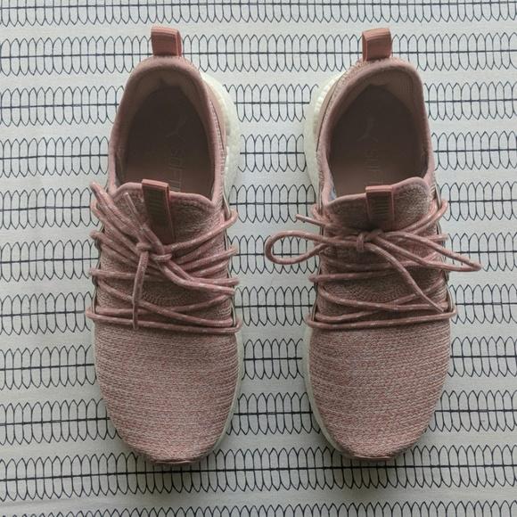 Puma Shoes   Puma Nrgy Neko Knit Womens